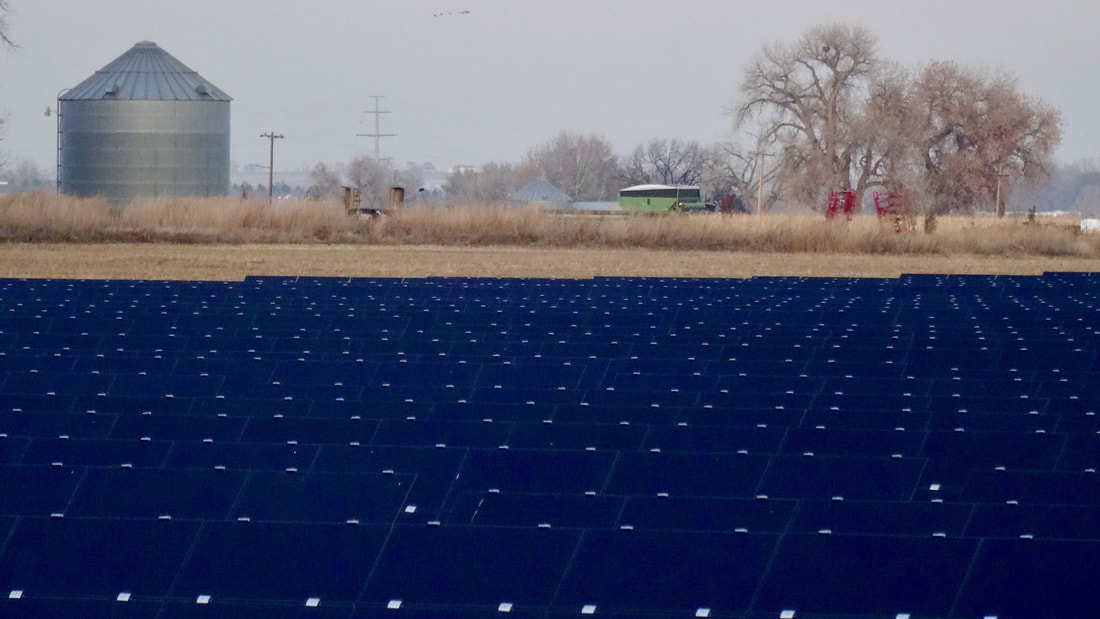 Mavericks solar array provides electricity for United Power, an electric cooperative in Colorado